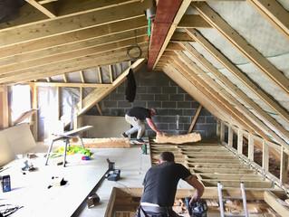 Design Options for Loft Conversions Part One - Dormers & Roof Windows