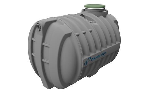 8000L Shallow Dig Septic Tank - Premier Tech Aqua