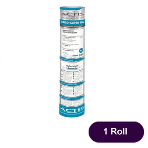Single Roll of Actis Triso Super Ten Plus