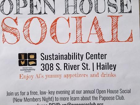 Open House Social!