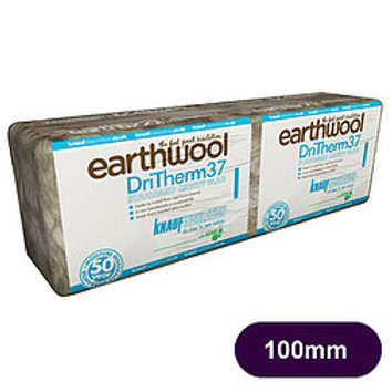 DRITHERM 37 100MM CAVITY INSULATION 6.55M2 PACK