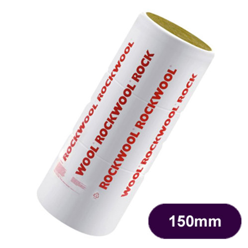 ROCKWOOL INSULATION ROLL 150MM  4.38M2 PACK
