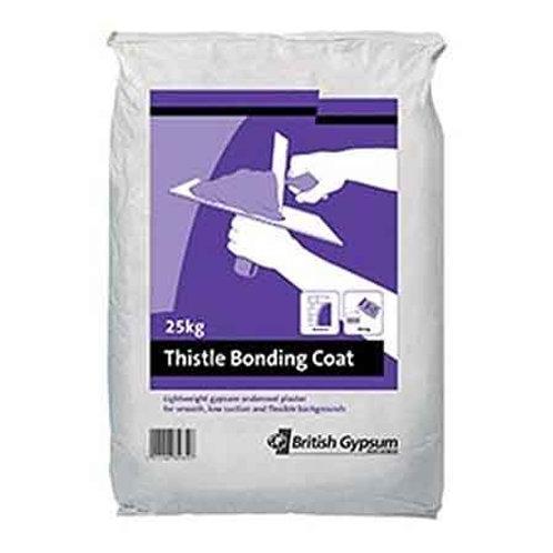 Thistle Bonding Coat Plaster- 25 Kg
