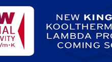 Kingspan Kooltherm New Lower Lambda Products - Frequently Asked Questions