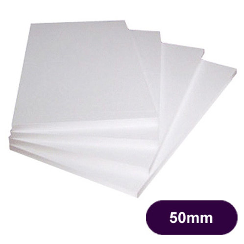 50MM POLYSTYRENE INSULATION EPS70 6 SHEETS