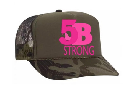 5B Strong hats to benefit BCCF