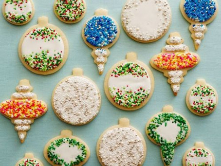 Pre-order or purchase in person your holiday cookies Dec 4-5