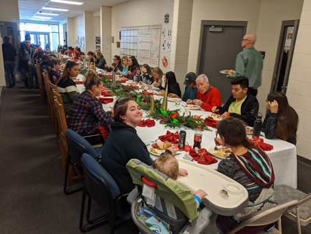 Silver Creek Holiday Feast
