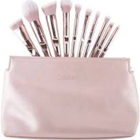 Champagne Brush Set