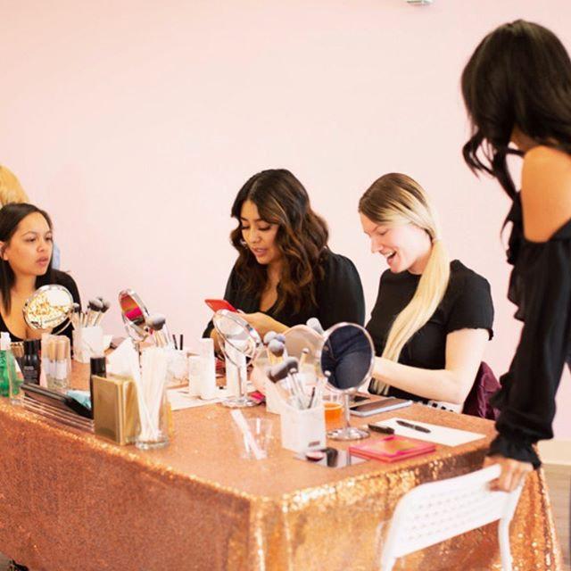 Private Makeup Class - No False Lashes