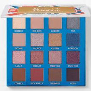 Love In London Eye Shadow Pallet