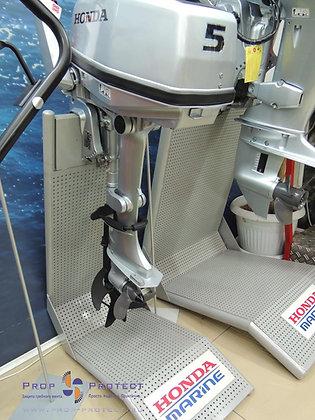 защита винта и редуктора лодочного мотора хонда 5 | honda bf5