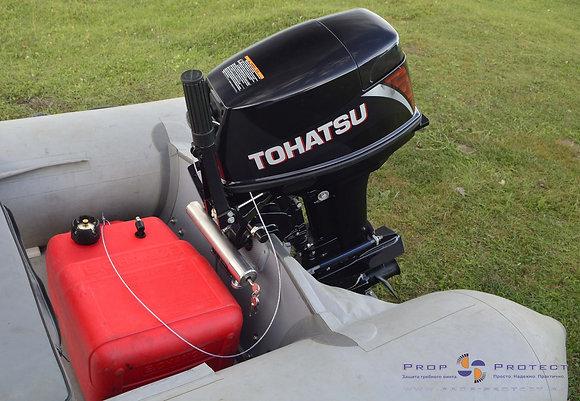 замок на лодочный мотор тубус проп протект|prop-protect.ru