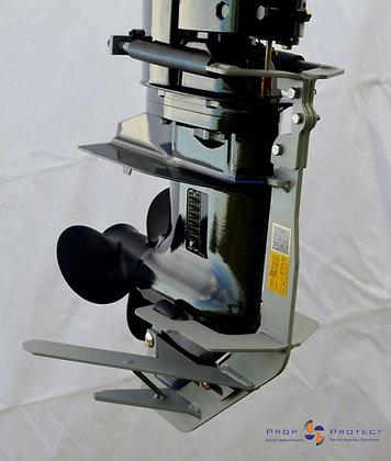 защита винта и редуктора лодочного мотора тохатсу 9,9 15 18 20 лс.