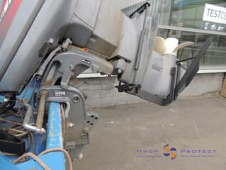 Усиленная защита лодочного мотора Ямаха|Yamaha 55