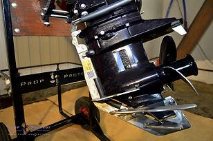 защита винта и редуктора лодочного мотора  Тохатсу 18