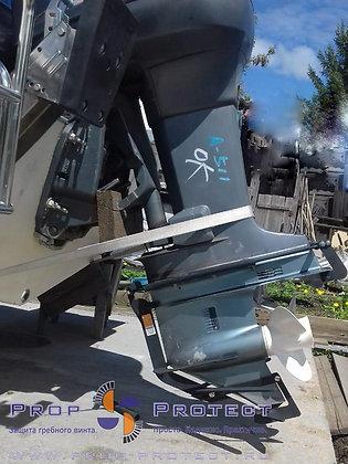 защита лодочного мотора ямаха/yamaha 100 -115 лс