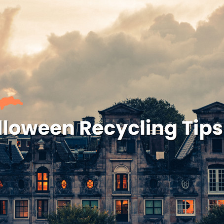 Halloween Recycling Tips