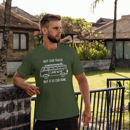 Eco-Friendly Shirts Now Available!