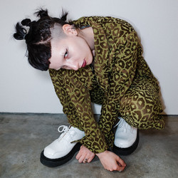 Photograph Ollie Murphy. Model Liz H