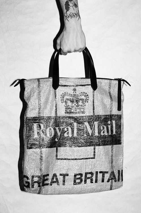 Recycled Post Bag