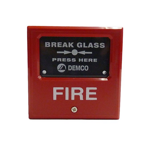D-118 Demco Manual Call Point (Square Type)