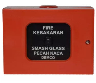 D-101 Demco Manual Call Point Breakglass