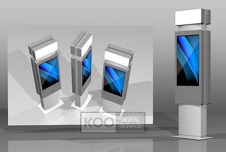 Indoor Digital Kiosk