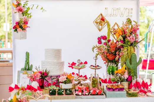 Bridal shower- Aline Bichara Party Decor