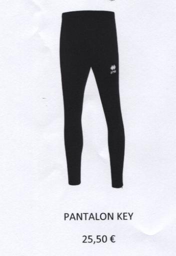 PANTALON KEY