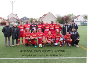 Coupe du Comité Victoire des vétérans