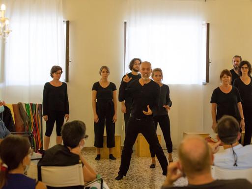 Andrea Picco e I Caminantes - Teatro Playback