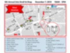 Arts Stroll Map West Newton 2019 w Villa