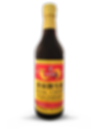 Traditionally brewed from wheat, soybeans, water and salt. Like fine wine, Canton Soy Sauce is  aged for several months to develop its characteristic rich, yet mellow flavor, appetizing aroma and  distinctive reddishbrown color. Besides using it in traditional Asian dishes, try it in mainstream  American foods, classic Mediterranean dishes or exotic Caribbean cuisine.