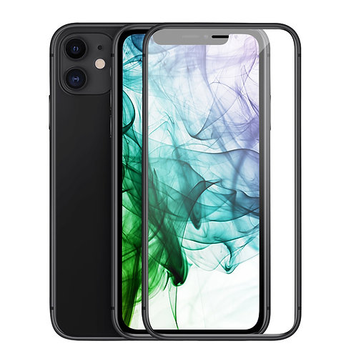 "iPhone 11 6.1"" 2.5D Full Cover"