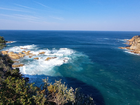 Travelling on a student budget | A week backpacking in Knysna