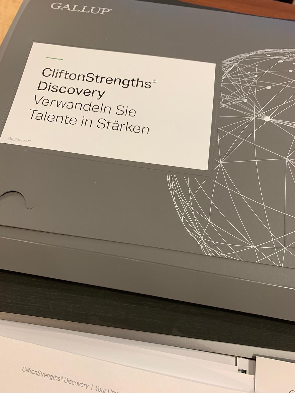 CliftonStrenths® Discovery - Verwandeln Sie Talente in Stärken