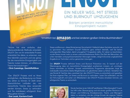 ENJOY - Die deutsche Version ist nun erhältlich auf Amazon!