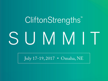 You Are The Universe #CliftonStrengths Summit