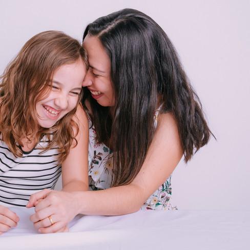 Gabriela e Ana Paula