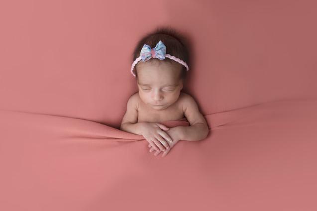Ensaio Newborn Eliza