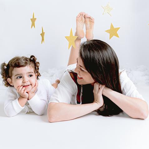 20191120 Miniensaio Natal Luana - 2 anos