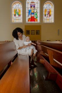 Batizado Julia