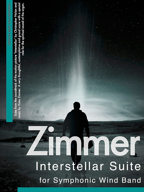 Hans Zimmer - Interstellar Suite | Symphonic Wind Band