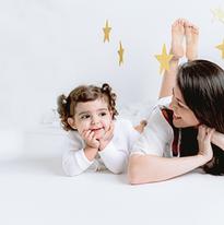 Miniensaio Natal Luana - 2 anos