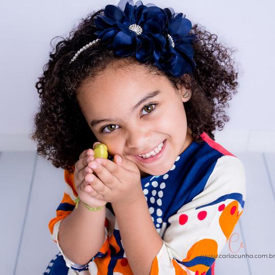 Flora Batista 5 anos