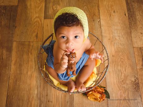 Orçamento Ensaio Infantil 2020 | Carla Cunha Fotografia