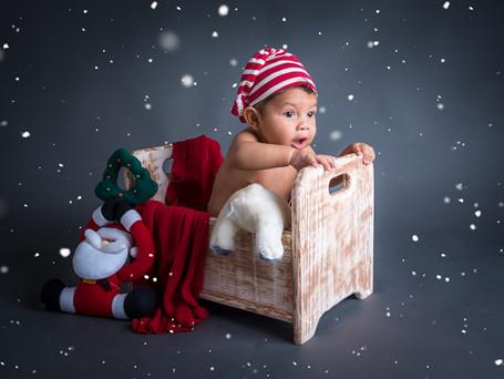 Miniensaio fotográfico de Natal