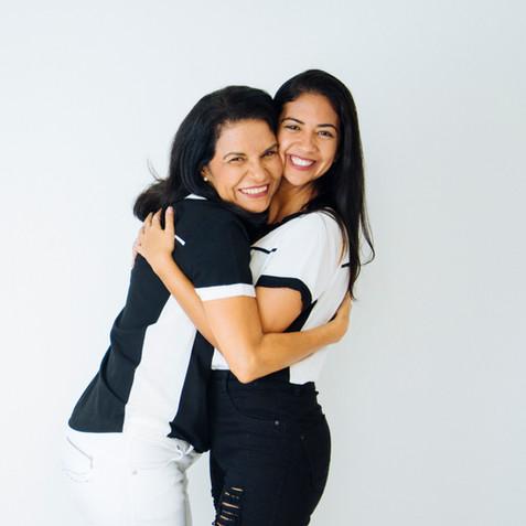 Mariana e Tânia