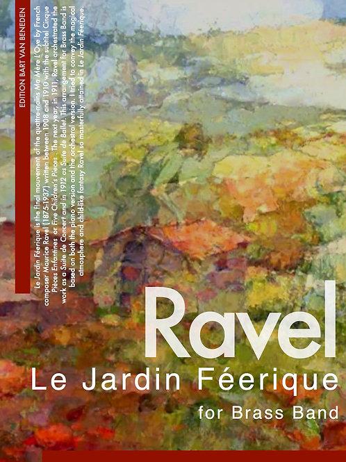 Maurice Ravel - Ma mère L'Oye: Le Jardin Féerique  | Brass Band